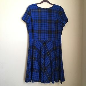 Brooks Brothers Tartan Dress
